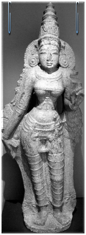 Miss ancient perfection. Apsara?