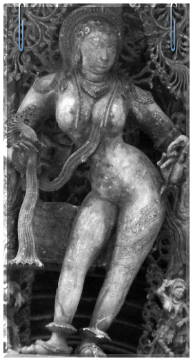 Miss ancient perfection. Yakshini?