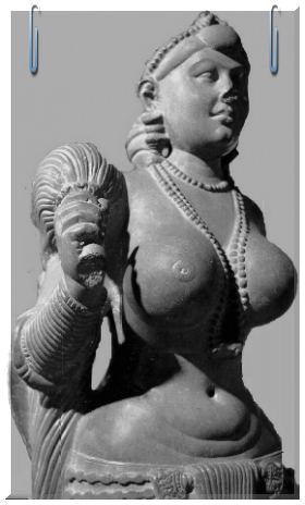 Miss ancient perfection. Yakshini