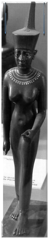 Miss ancient perfection. Goddess Neith